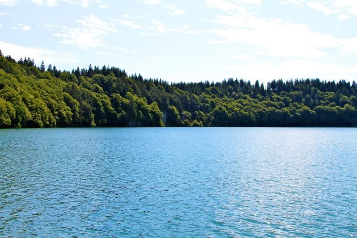 Lac Pavin - Département du Puy-de-Dôme - www.auvergne.fr