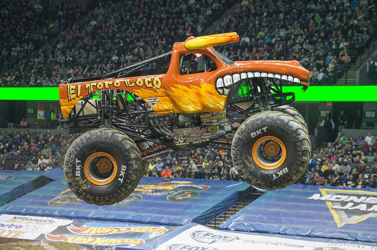Trucks | Monster Jam