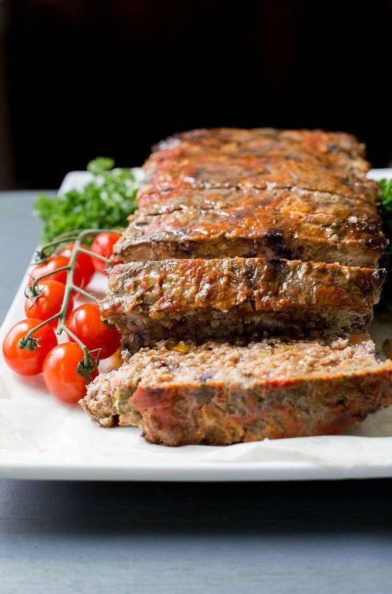 #ad Pan de carne o ASADO ALEMÁN, adaptado del nuevo recetario de @TCHS ¡Imperdible!