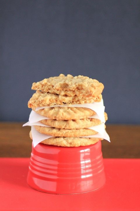 Best Peanut Butter Cookie Ever by Noshing With The Nolands