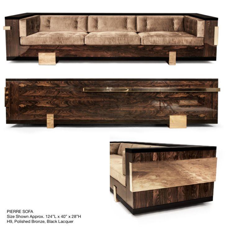Pierre Sofa   Hudson Furniture (Barlas Baylar)