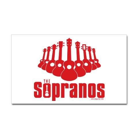 Sopranos Ukuleles