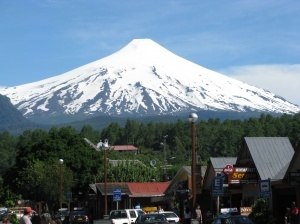 Pucon - Volcan Villarica - Chile. Love this place so much- would go back in a heartbeat!