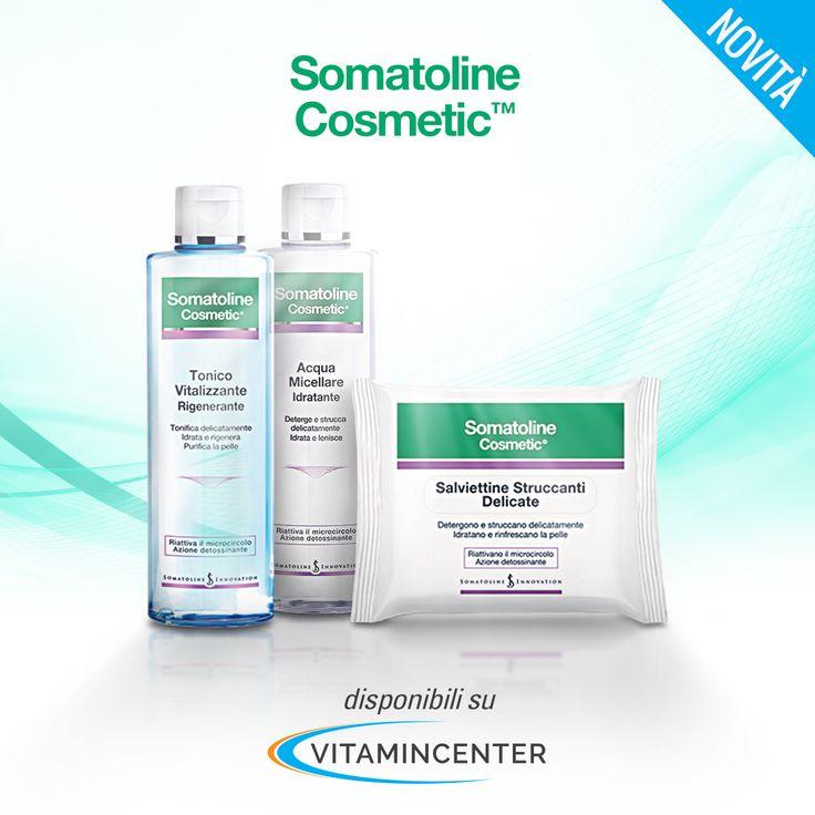#Somatoline: marchio a distribuzione farmaceutica studiato per rispondere alle esigenze del corpo. #VitaminCenter > www.vitamincenter.it/brands/somatoline