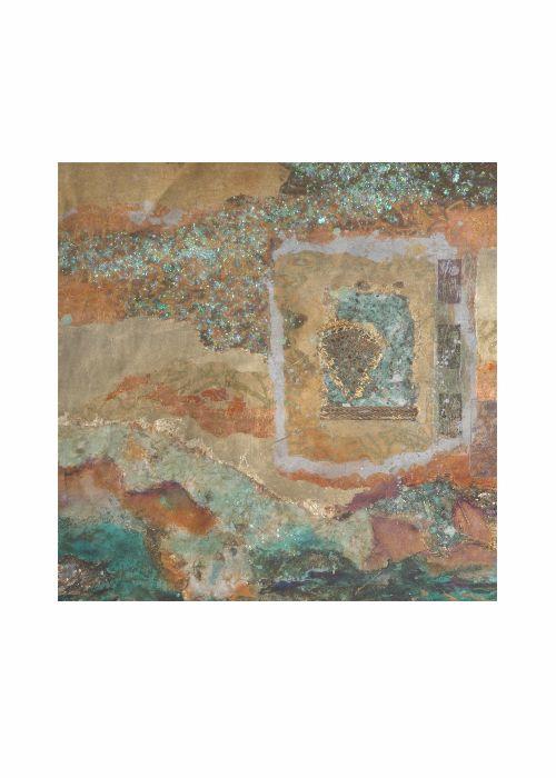 Silk Square Scarf - MaxineAzalea by VIDA VIDA Clearance Great Deals aQu3n5cs