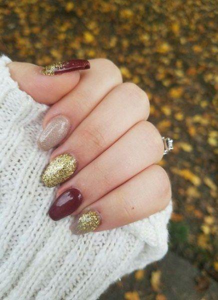 33 Ideen Nägel Herbst Oktober für 2019 # Haar # Liebe #Stil #schön #Makeup #SkinC …   – Nails