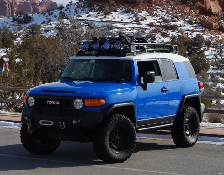 Off Road Lights Comparisons Usage Toyota Fj Cruiser