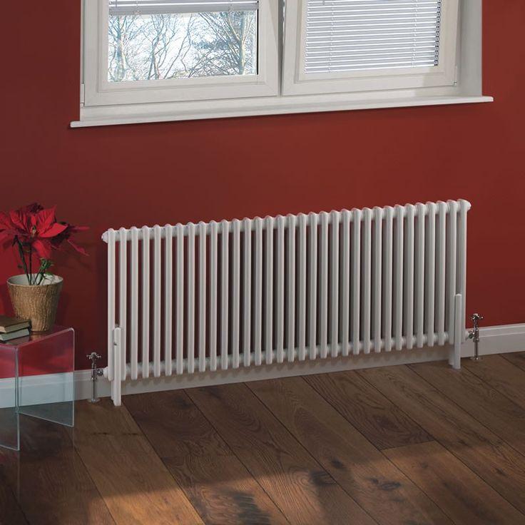 Traditional column radiator by Milano Heating.