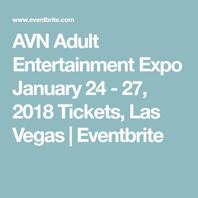 AVN Adult Entertainment Expo January 24 - 27, 2018 Tickets, Las Vegas   Eventbrite