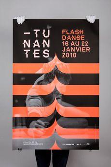 graphic poster _ #glitch #typography #typo #poster #design #gestaltung #grafik