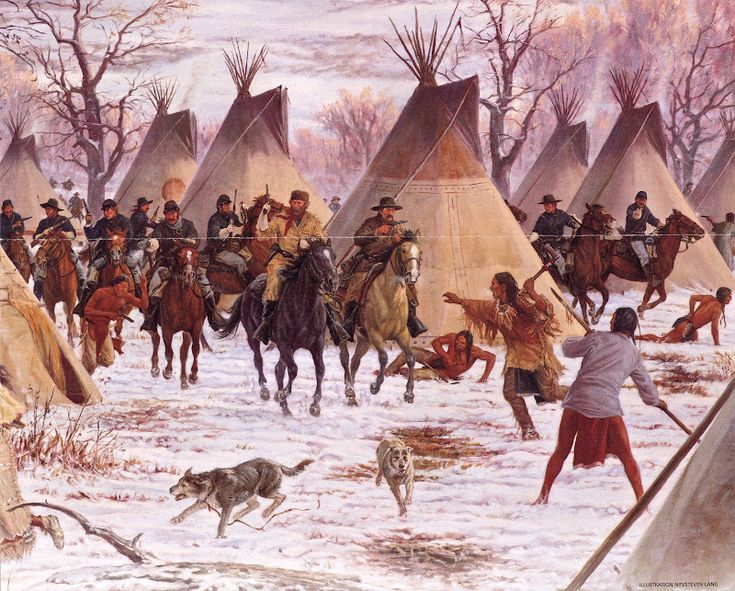 washita women The death of popular 7th us cavalry officer major joel elliott at the 1868 battle of the washita—and lt women and children historynetcom is brought.