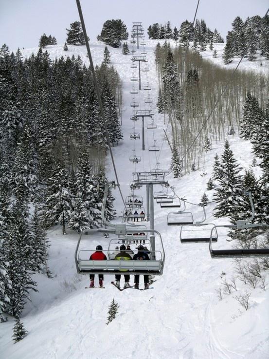 Park City Ski Resort-Snow Snow Snow