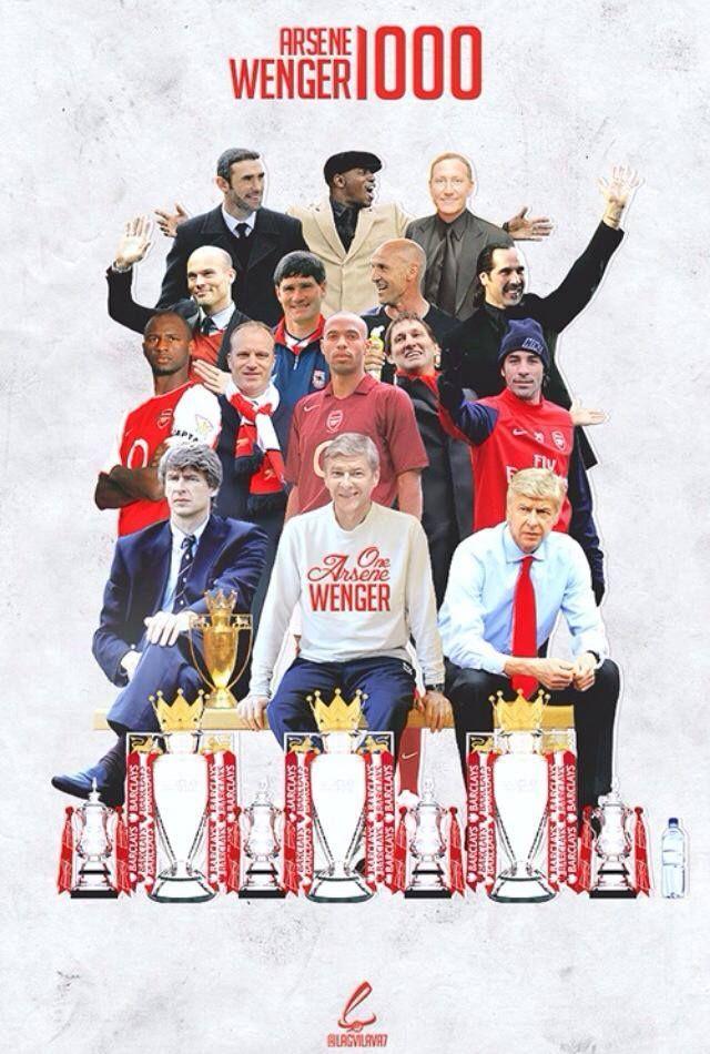 Arsene1000! Arsenal UP!