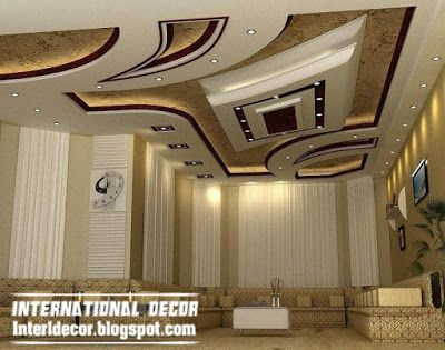 93 Best Room Interior Images On Pinterest  Plaster Arm Cast And Prepossessing Ceiling Pop Design Living Room Decorating Design