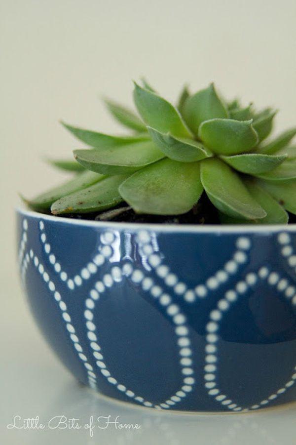 {Пять минут} 14 Пятницы бытовых предметов, которые могут быть Обезвреженный в качестве вазы для цветов | Синий я Стиль