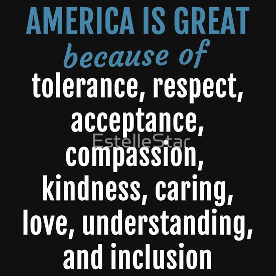 poster, t shirt, Womens March, Womens Rights - America is Great Because... sweatshirt, womens rights, human rights, tolerance, washington, inclusion