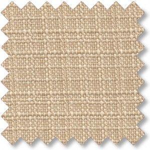 Struktur møbelstof Sand Udsnit 10x10 cm. 96% POLYESTER, 3% Nylon, 1% Spandex Bredde: 145 cm.  - stof2000.dk