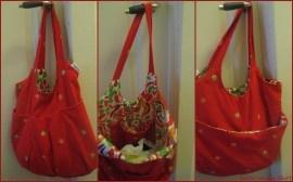 Kuddel-me-Bag-Short, verjaardagscadeau voor mijn moeder.