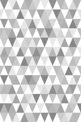 Gray Triangle Wallpaper
