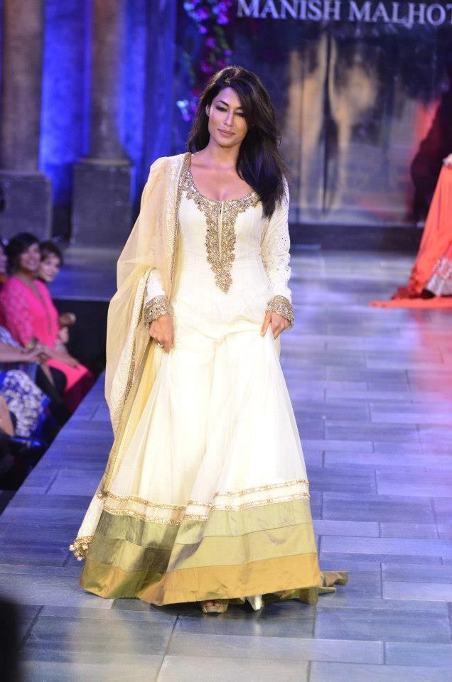 Manish Malhotra 2012 Bridal week
