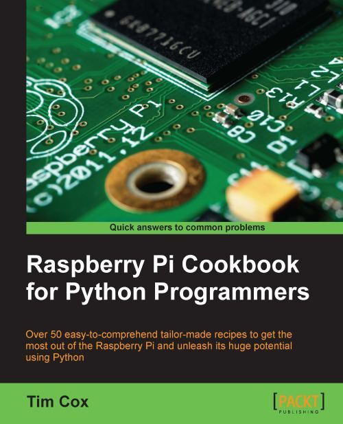 Free Raspberry Pi Cookbook Download | PACKT Books