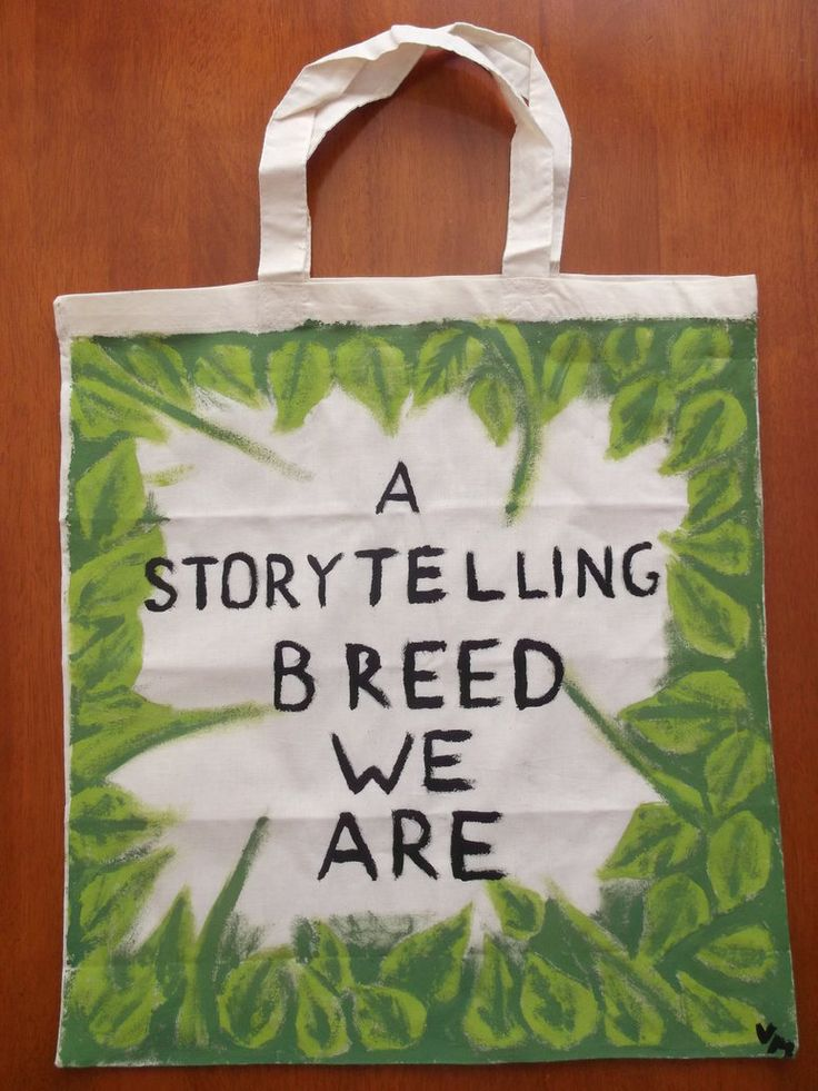 Storyteller's bag