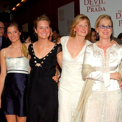 Meryl Streep and Mamie Gummer - Like Mother, Like Daughter - Hollywood's Hottest Moms - Celebrity - InStyle.com