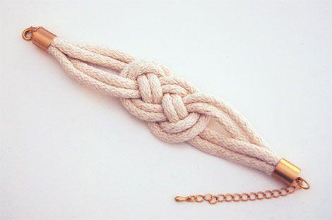Armbänder selber machen aus Perlen, Kordeln, Lederbändern und Garn