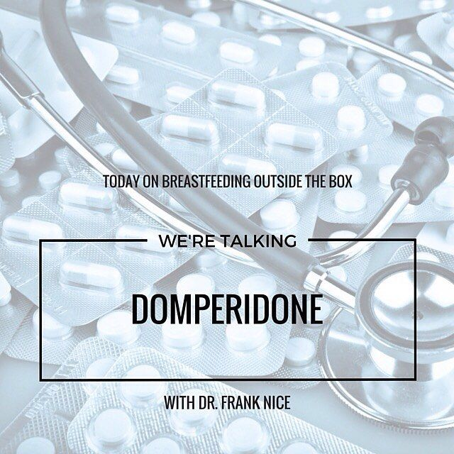 Dr jack newman and domperidone