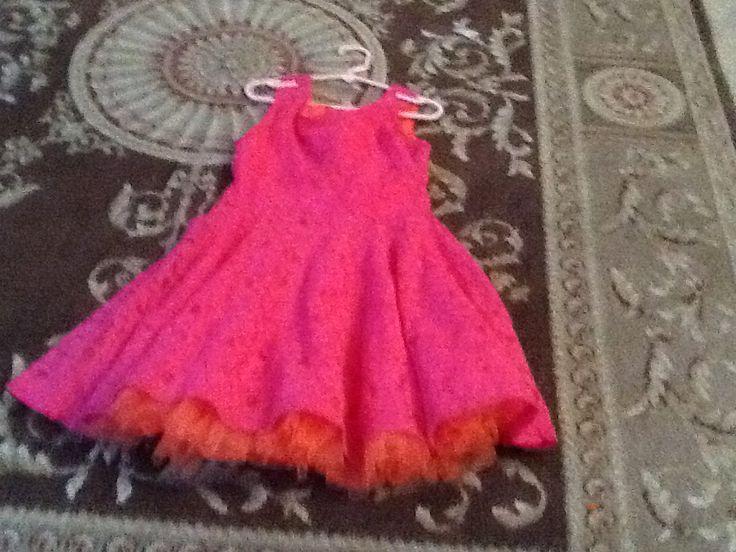 My little girls dress