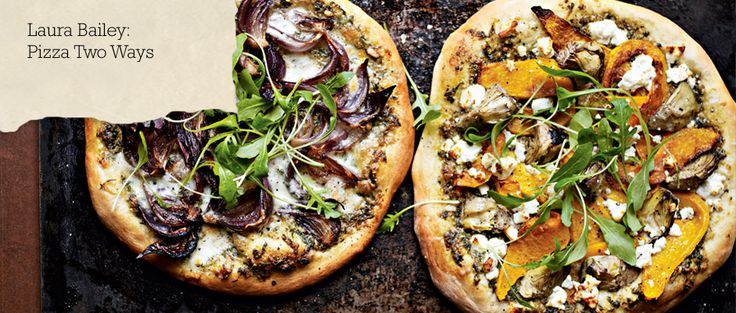 Recipe3 Pizza 2 Ways