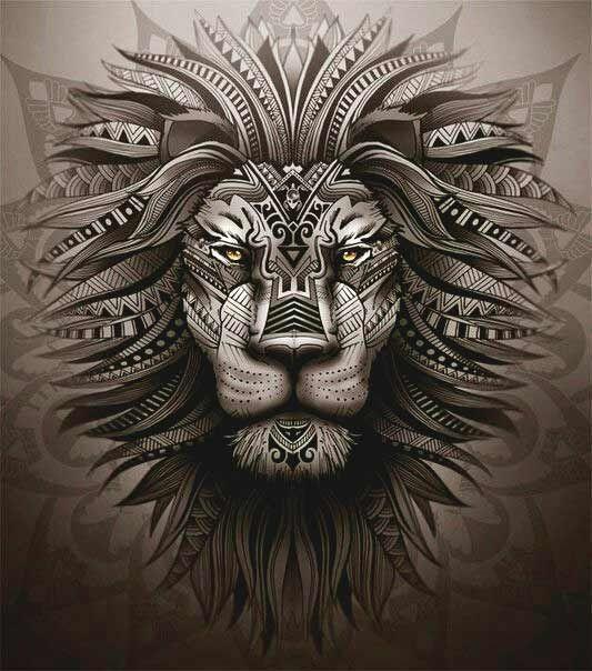 45 besten Leo Tattoos Designs & Ideen für Männer…