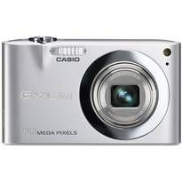 CASIO EXILIM EXZ100 SILVER Digital Camera (Barcode EAN = 4971850623427). http://www.comparestoreprices.co.uk/digital-cameras/casio-exilim-exz100-silver.asp