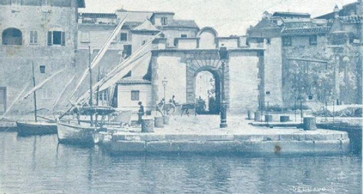 Porta a Mare a Portoferraio, la Soprintendenza sospende tutto