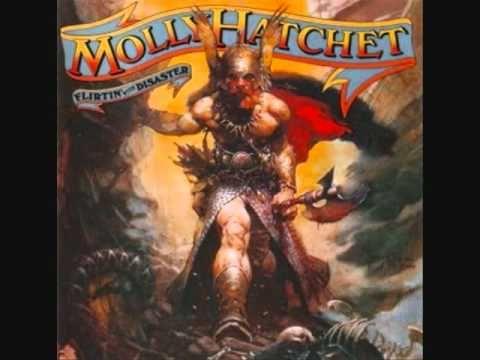 Molly Hatchet - Flirtin' With Disaster (Lyrics in description) - YouTube