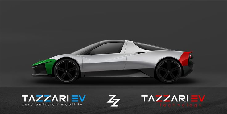 New electric sportcar project by Tazzari EV  #Tazzari #EV #Zero #SUPERZERO #Imola #TazzariEV #ZZ #ZeroEmission #Motorvalley #MadeinItaly #electriccar #racecar #sportcar