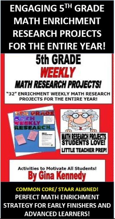 Classroom Research Ideas ~ Best math enrichment ideas on pinterest th grade