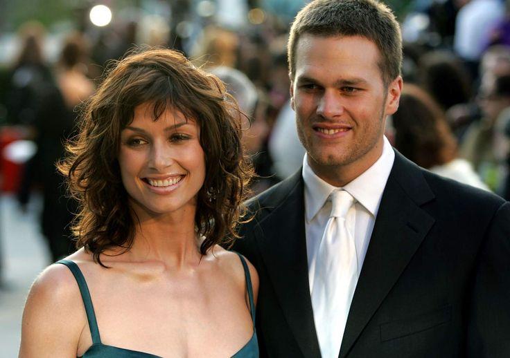 Tom Brady and Bridget Moynahan, Tom Brady ex girlfriend Bridget Moynahan, Vanity Fair Oscar Party 2005