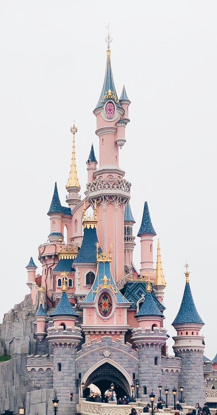Disneyland Paris Winter 2018
