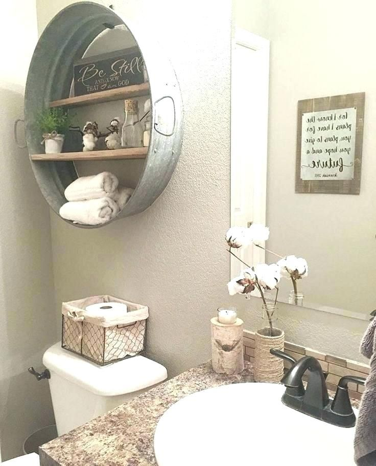 Wall Decorations For Bathrooms French Country Bathroom Decor