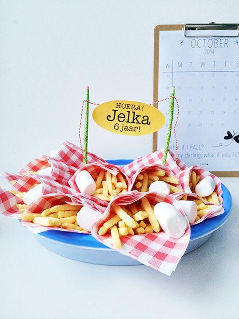 Morgen is het zes jaar geleden dat Jelka werd geboren. Feest! We zijn druk bezig met de...