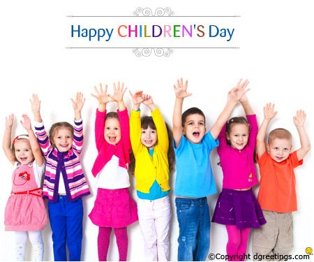 Let's get in touch with our inner child this Children's Day.