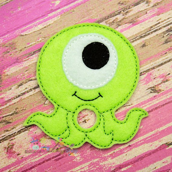 Alien / Monster Finger Puppet Imaginative by SurprisePartyShop