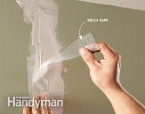 Family Handyman: Repair and Prep Walls for Painting