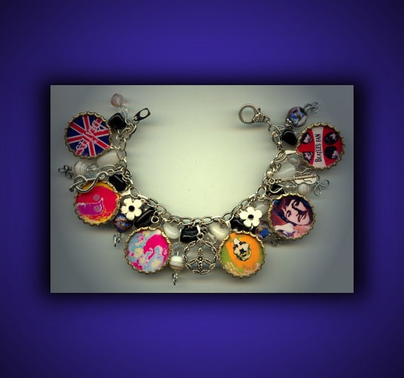 Beatles Charm Bracelet: 39 Best The Beatles! Images On Pinterest