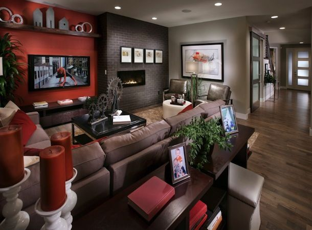 Living Room With Tv And Fireplace Design 38 best off-center fireplace images on pinterest | fireplace ideas
