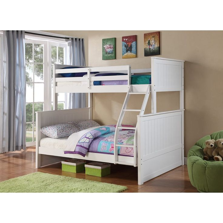 best 25 loft bunk beds ideas that you will like on pinterest bunk beds for toddlers kids. Black Bedroom Furniture Sets. Home Design Ideas