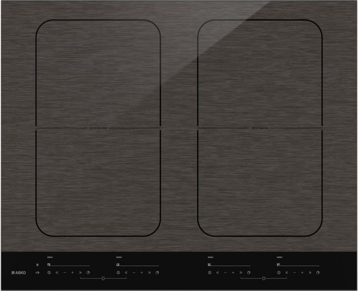 Asko 60cm induction cooktop with matt black finish which is slip-resistant and mark-resistant (model HI1655M) for sale at L & M Gold Star (2584 Gold Coast Highway, Mermaid Beach, QLD). Don't see the Asko product that you want on this board? No worries, we can order it in for you!