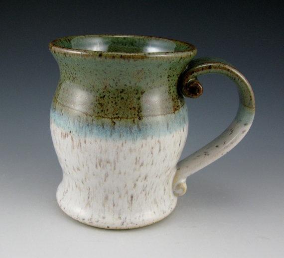 22 best pottery mugs images on pinterest ceramic mugs for Handmade pots design