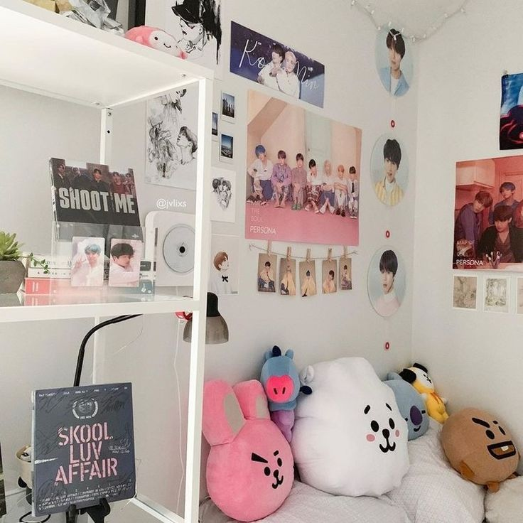 bts room decor concepts for military cr to unique ... on Room Decor Bts id=93751